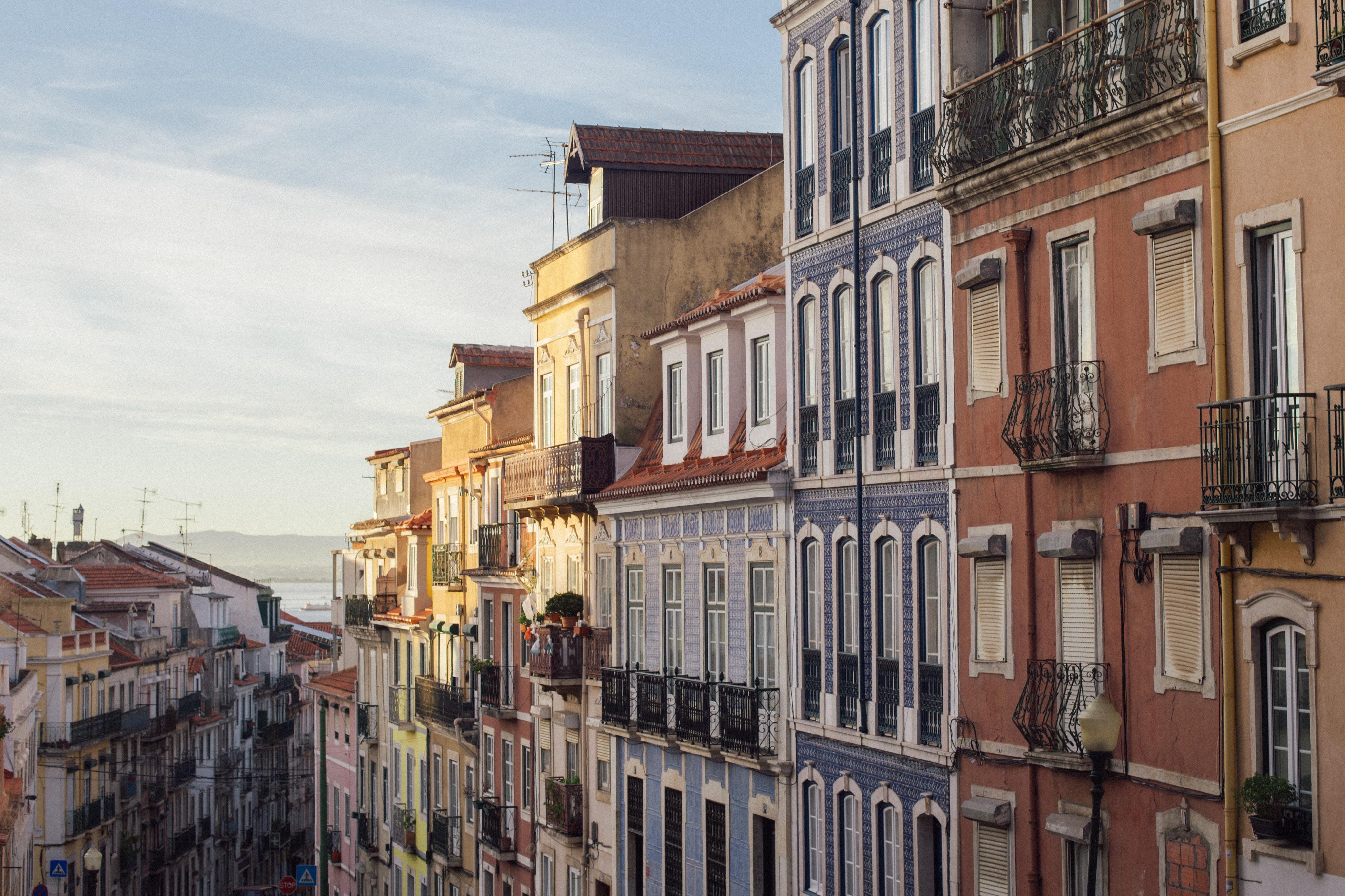 registratierechten in Portugal
