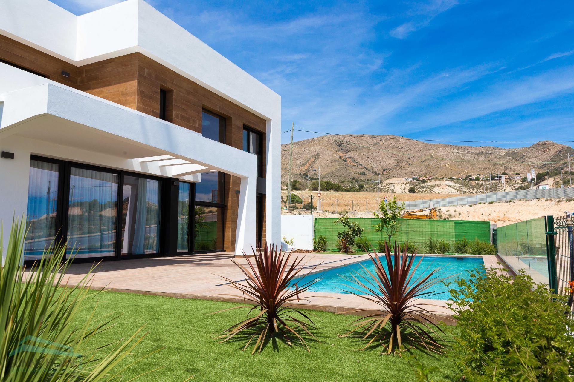 nieuwbouw in Spanje