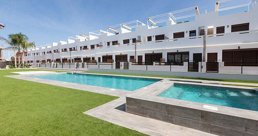 vastgoedmarkt in Spanje