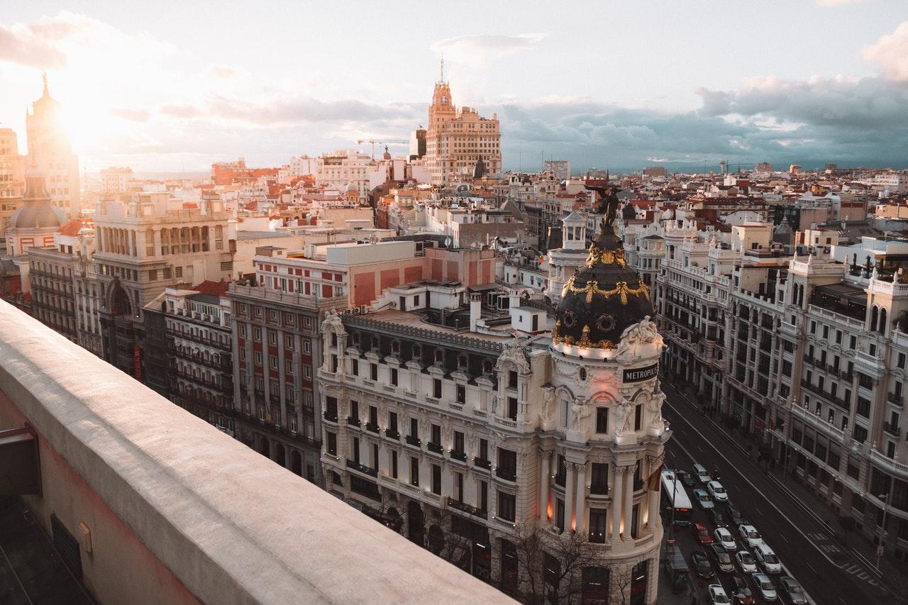 appartement in Madrid kopen