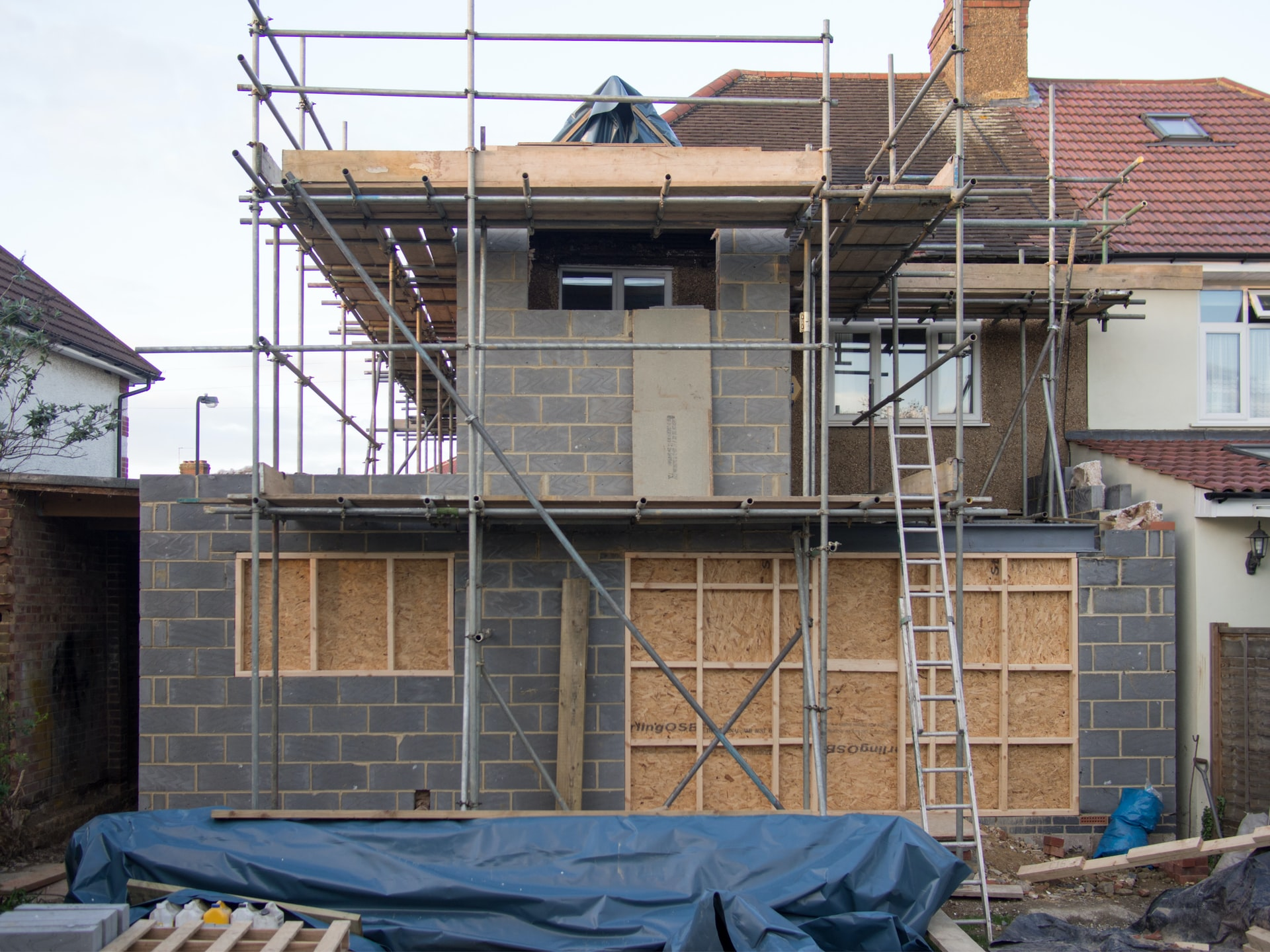 bouwovertreding regulariseren